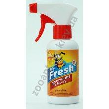 Mr Fresh - спрей Мистер Фреш для приучения собак к туалету