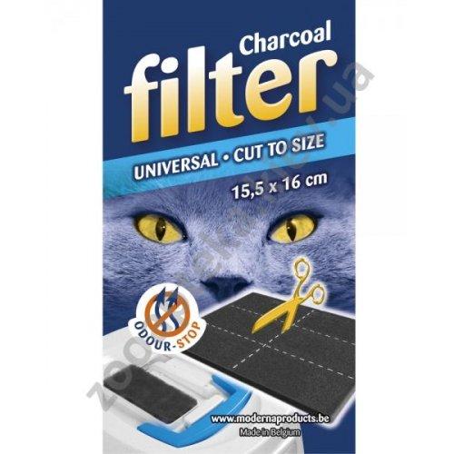 Moderna - фильтр Модерна для закрытых туалетов для кошки