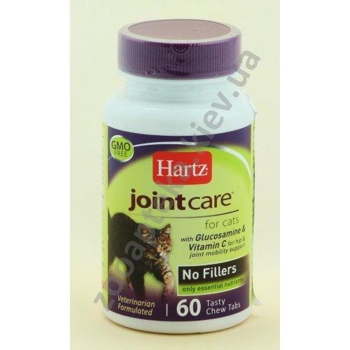 Hartz Joint Care - мультивитамины Хартц для профилактики болезней суставов кошек