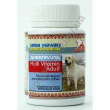 Дивопрайд - витамины для взрослых собак