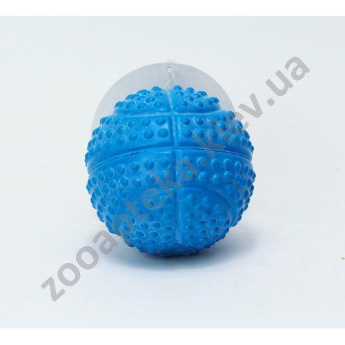 Pet Impex - резиновый мяч с пищалкой Пет Импекс