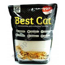 Best Cat - наполнитель для туалета Бест Кет, белый