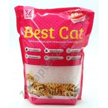 Best Cat - наполнитель для туалета Бест Кет, розовый