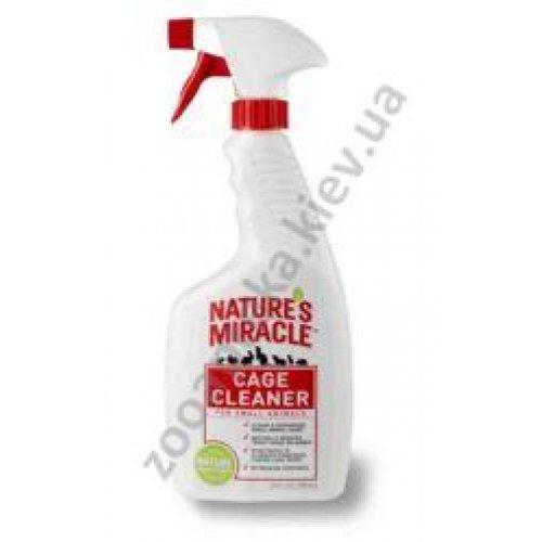 8 in 1 Natures Miracle Cage Cleaner - средство 8 в 1 для чистки клеток мелких животных