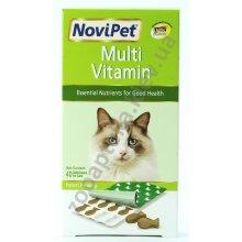 NoviPet Multi VitamIn - мультивитаминный комплекс НовиПет для кошек
