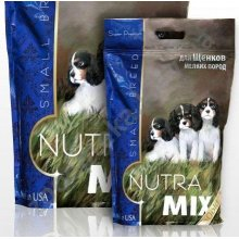 Nutra Mix Gold Small Breed Puppy - корм Нутра Микс для щенков мелких пород