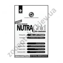 Nutra Gold Pro Breeder - корм Нутра Голд для активных собак и щенков, содержащихся в условиях питомн