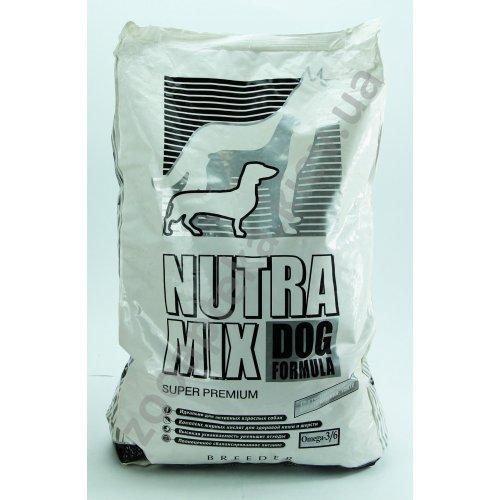 Nutra Mix Breeder - корм Нутра Микс для собак, содержащихся в условиях питомника