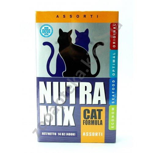 Nutra Mix Assorti - корм Нутра Микс Ассорти для кошек