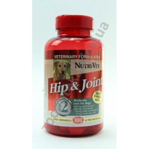 Nutri-Vet Hip Joint 2 - Нутри-Вет связки и суставы 2 уровень для собак