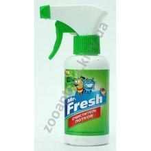 Mr Fresh - спрей Мистер Фреш для очистки туалетных лотков