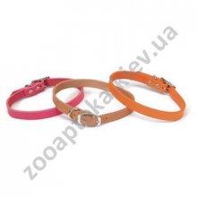 Coastal Circle-T Fashion - кожаный ошейник Коастал для собак