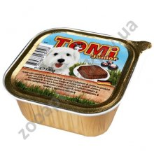 TOMi - паштет ТОМи с курятиной для щенков