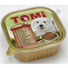 TOMi - паштет ТОМи с бараниной для собак