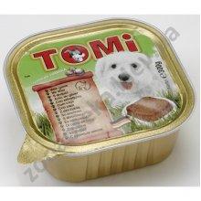 TOMi - паштет ТОМи с дичью для собак
