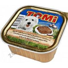 TOMi - паштет ТОМи с рыбой для собак