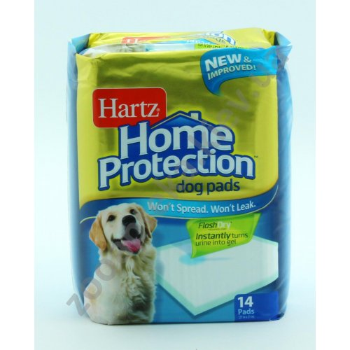 Hartz Pads - пеленки Хартц для щенков и котят