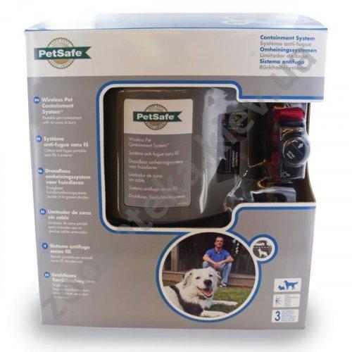 PetSafe Wireless Containment System - беспроводной электронный забор Петсейф для собак