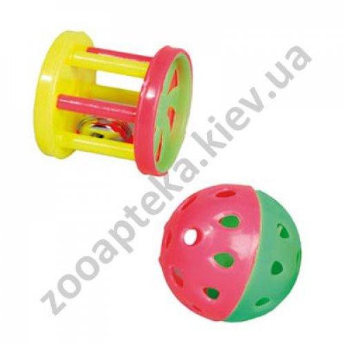 Karlie-Flamingo Circus - пластиковая игрушка Карли-Фламинго для грызунов