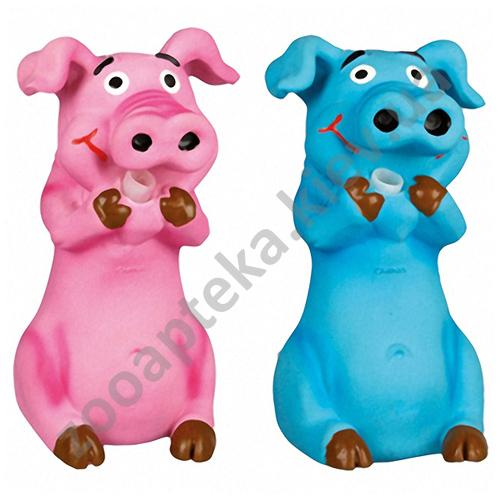 Karlie-Flamingo Pig Eddy - игрушка Карли-Фламинго Поросенок Эдди для собак