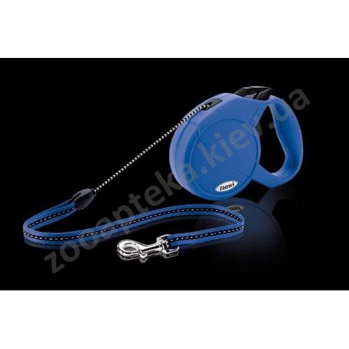 Flexi Classic Long 2 Medium - поводок-рулетка Флекси для собак весом до 20 кг