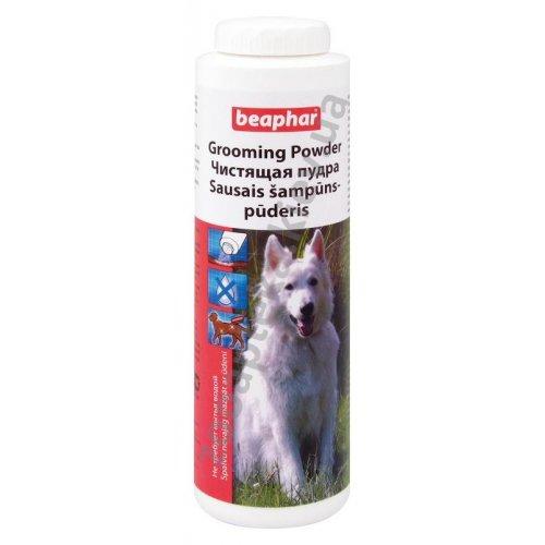Beaphar Bea GroomIng Powder For Dogs - чистящая пудра Бифар для собак