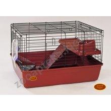 Золотая клетка - клетка для кроликов и морских свинок Модель R2F