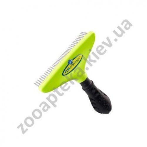 Furminator Rake - гребень с вращающимися зубьями для густой и жесткой шерсти