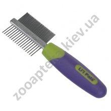 Safari Lil Pals Double Side Comb - расческа Сафари двухсторонняя