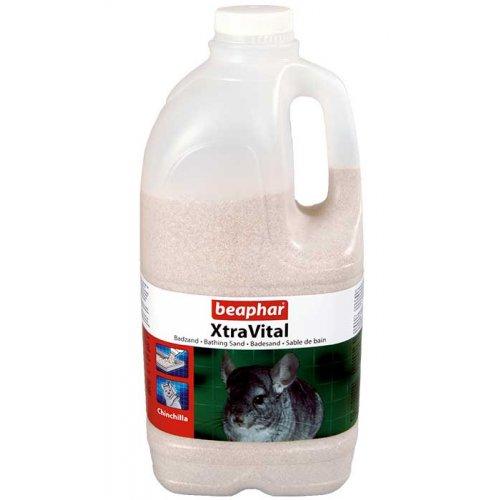 Beaphar XtraVital Bathing Sand - песок Бифар для шиншилл