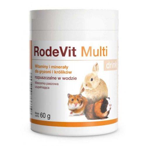 Dolfos RodeVit Multi drink - добавка в воду Долфос РодеВит Мульти для грызунов