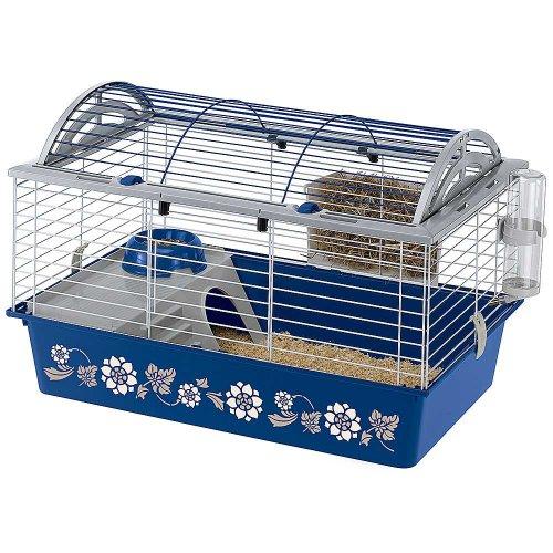 Ferplast Casita 80 Dekor - клетка Ферпласт для кроликов