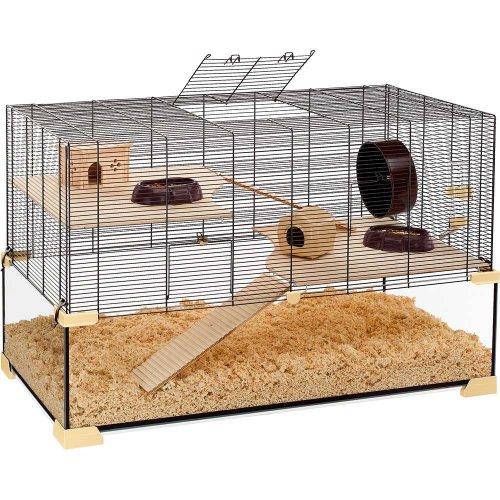 Ferplast Karat 100 - клетка Ферпласт для хомяков и мышей