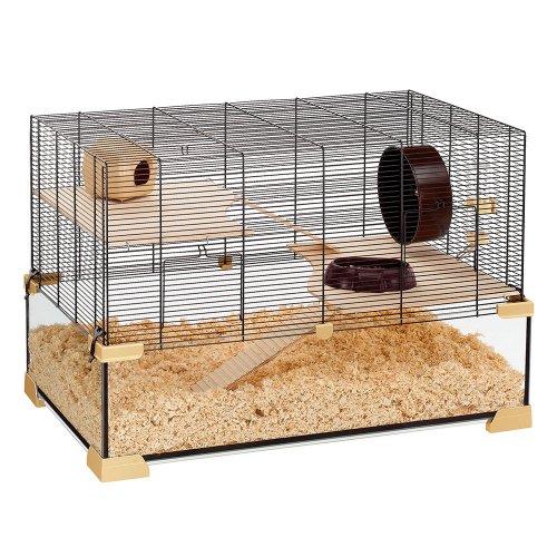 Ferplast Karat 80 - клетка Ферпласт для хомяков и мышей