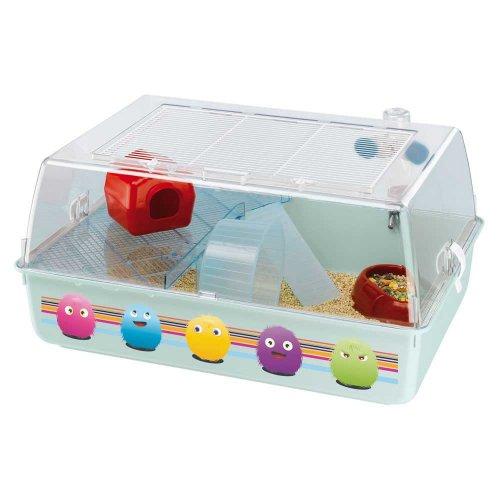 Ferplast Mini Duna Hamster - клетка Ферпласт для хомяков