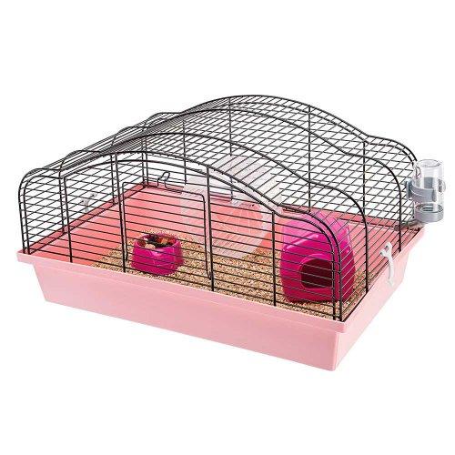 Ferplast Oriente 10 - клетка Ферпласт с округленной крышей для грызунов