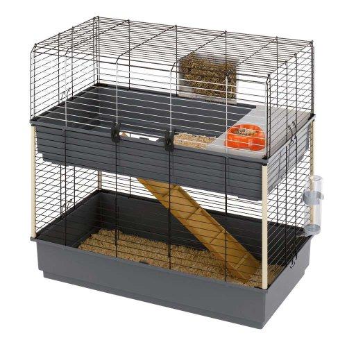 Ferplast Rabbit 100 Double - клетка Ферпласт для кролика