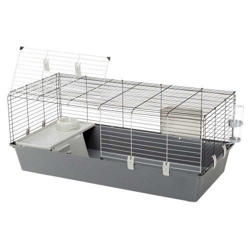 Ferplast Rabbit 120 - клетка Ферпласт для кроликов и морских свинок