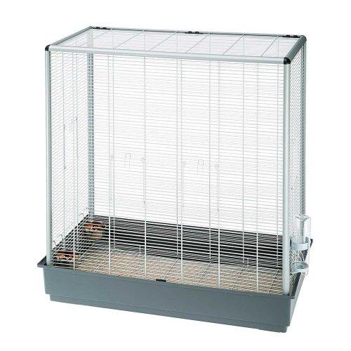 Ferplast Scoittoli 100 KD Grey - клетка Ферпласт для крыс и бурундуков