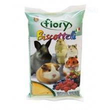 Fiory Biscottelli - бисквиты Фиори для грызунов с ягодами