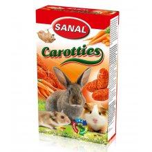 Sanal Carotties - мультивитаминное лакомство Санал с морковью для грызунов
