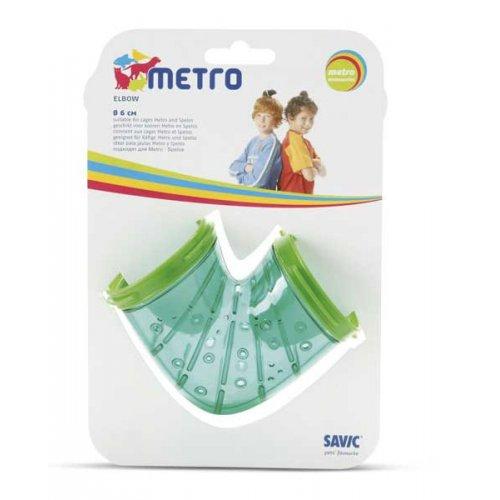 Savic Elbow Spelos-Metro - коліно Савік Метро для тунелю в клітку