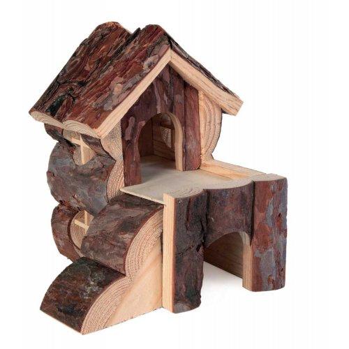 Trixie Bjork House - двухэтажный домик Трикси для мышей и хомяков