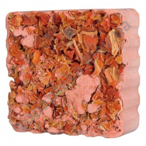 Trixie - мінеральний камінь Тріксі з морквою для гризунів