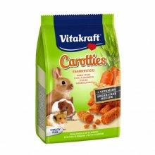 Vitakraft Carrotties - лакомство Витакрафт с морковью и злаками для крупных грызунов