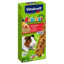 Vitakraft - крекер Витакрафт с фруктами для морских свинок