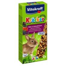 Vitakraft - крекер Витакрафт с лесными ягодами для кроликов