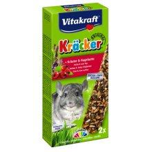 Vitakraft - крекер Витакрафт с травами для шиншилл