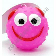 Pet Impex - резиновый мяч со смайликом Пет Импекс для собак