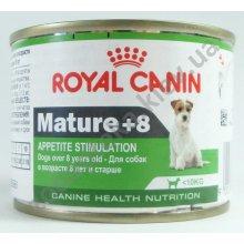 Royal Canin Mature +8 - консервы Роял Канин для стареющих собак старше 8 лет
